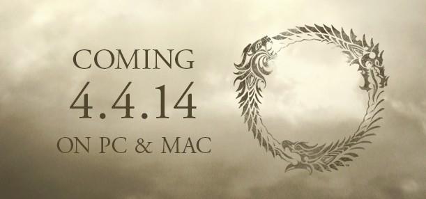 The Elder Scrolls Online: дата выхода, релиз 4 апреля 2014